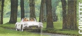 Originalbroschyrer Corvette