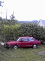 Veteranbil Saab 90