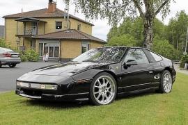 Pontiac Fiero TG6