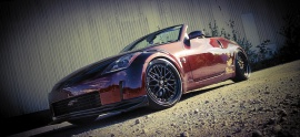 mobile_Nissan 350z roadster