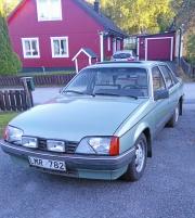 Opel Rekord dl