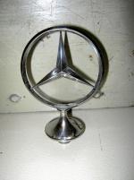 Fast kylarstjärna till Mercedes NOS.