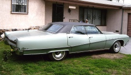 Buick Electra 225 limited HT
