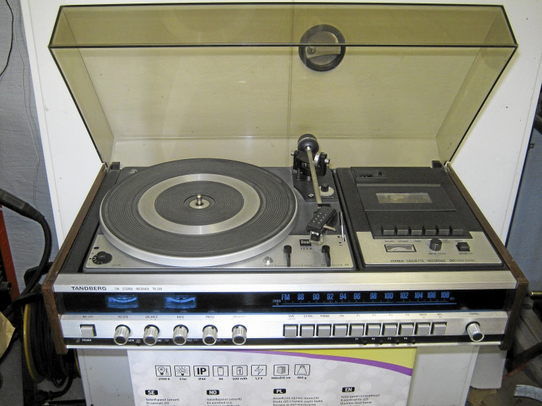 Tandberg Stereo Cassette Recorder Dolby System