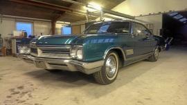 Buick Wildcat 2-dr. ht