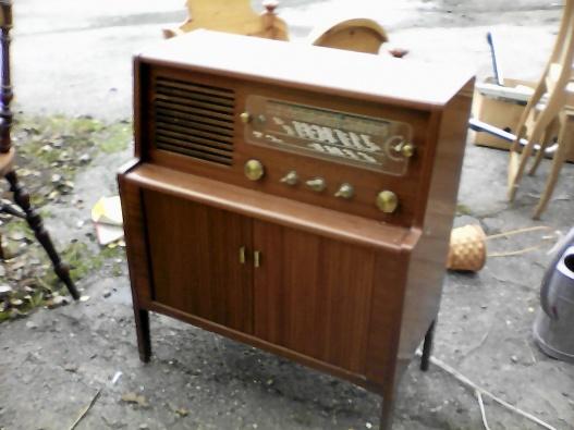 RADIO GRAMMOFON RADIOLA