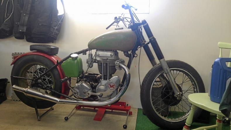 Matchless G80 500cc