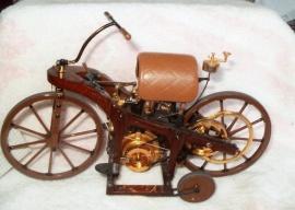 Daimler mc-modell