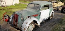 Två st Opel Kadett