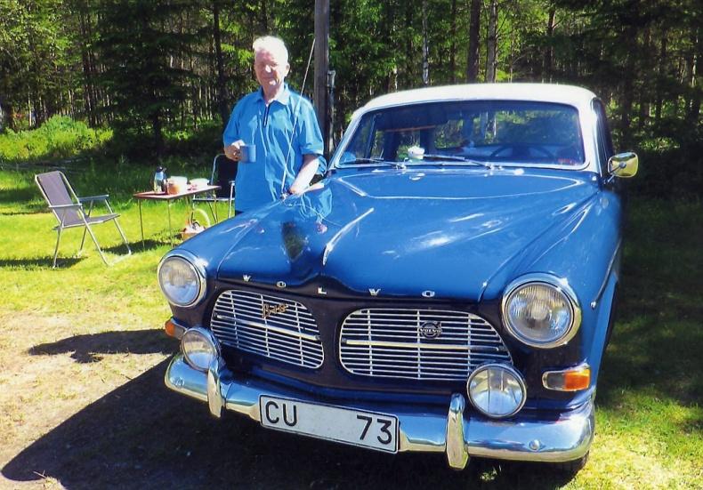 Volvo Amazon 4-dr.