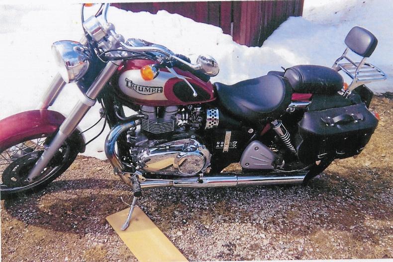 Triumph Bonneville America