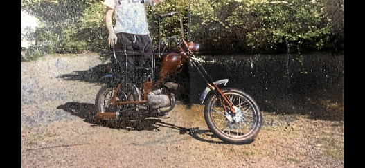 mobile_Mcb monark veteranmoped
