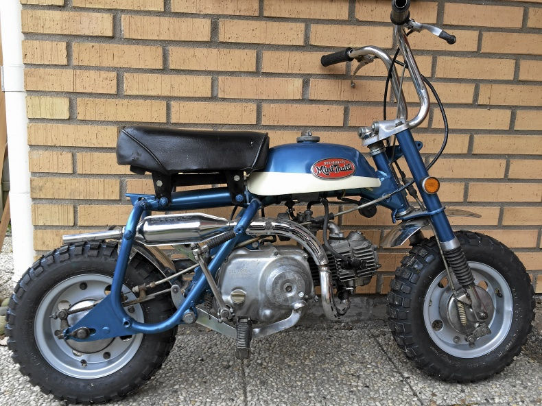 Honda Mini Trail Z50 K2 (Monkey)