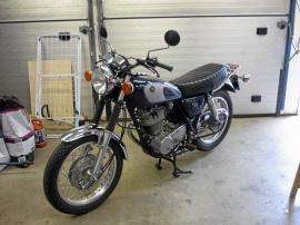 Yamaha SR 500 48T