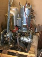 Skandia Tändkulemotor Type 14A HP12