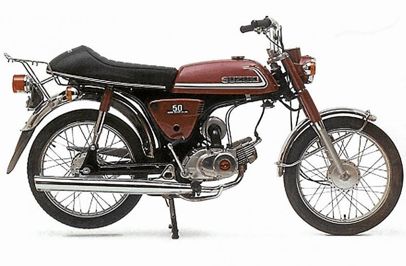 Suzuki K50 köpes