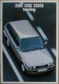 Broschyr BMW 3-serien touring