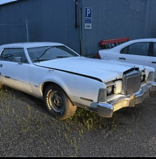 Lincoln MK IV