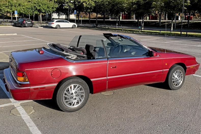 Chrysler LeBaron LX cabriolet