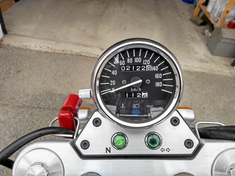Suzuki VZ800 Marauder