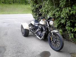 H-D Trike sportster 883 cc