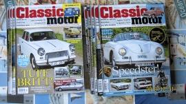 Nostalgia, Bilsport Classic, Classic Motor