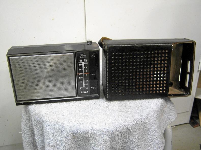 Transistorradio AIWA