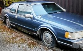 Lincoln Continental MK VII Turbo Diesel LSC