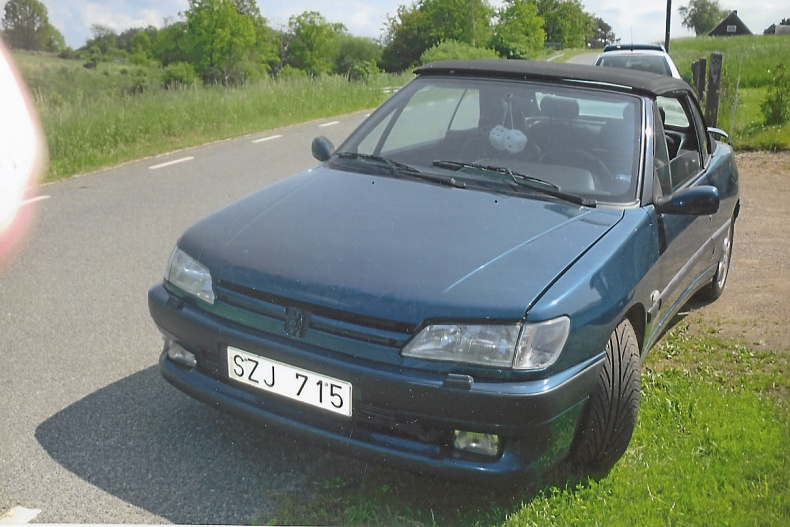 Peugeot 306 cab