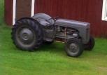 Ferguson Grålle TE -A20 1950-tal