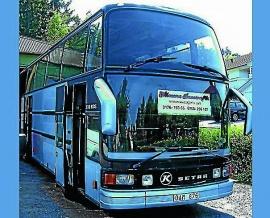 Mercedes Buss Setra HDS 216 Boggie