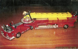 Klassisk Brandbil