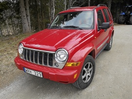 Jeep Cherokee 3,7 Limited