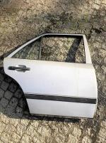 Bildörrar till Mercedes-Benz 220