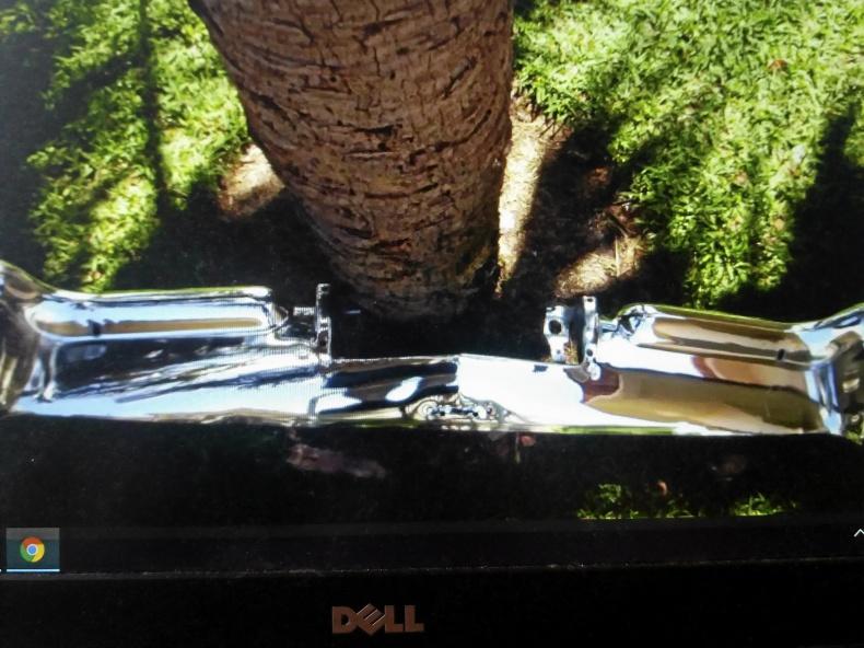 Buick Riviera 1963 bakkofångare