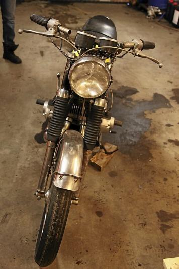 Kawasaki Avenger