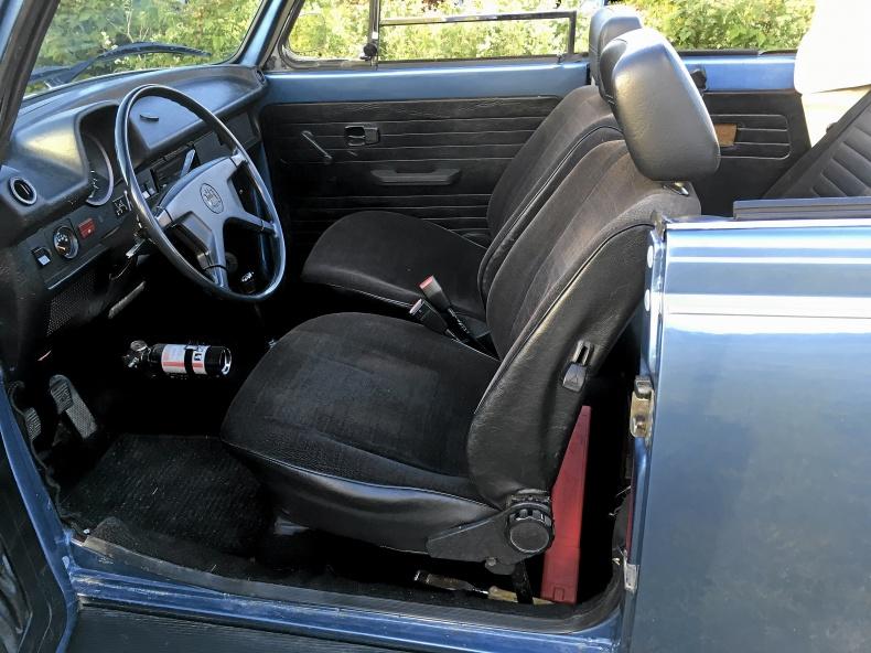 VW cab 1303