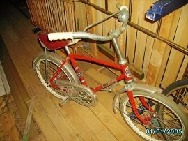 DBS Pojkcykel