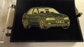 BMW Alpina Pin