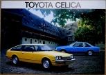Broschyr Toyota Celica 1978