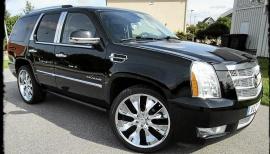 Fin Cadillac Escalade Luxury premium