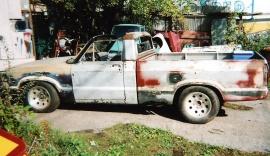 Mazda Lätt lastbil