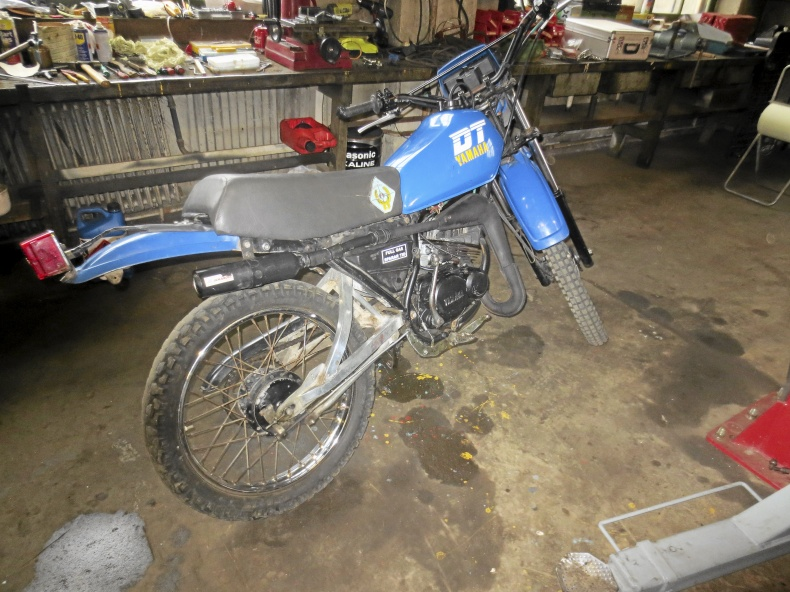 Moped Yamaha
