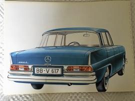Mercedes-Benz 220S/SE