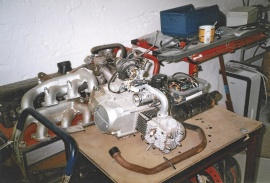 Motor 50 cc