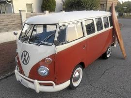 Volkswagen T1 Split screen buss i mkt gott skick