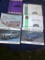 Instruktionsböcker Volvo Amazon