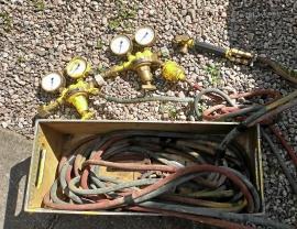 Gassvets spännband