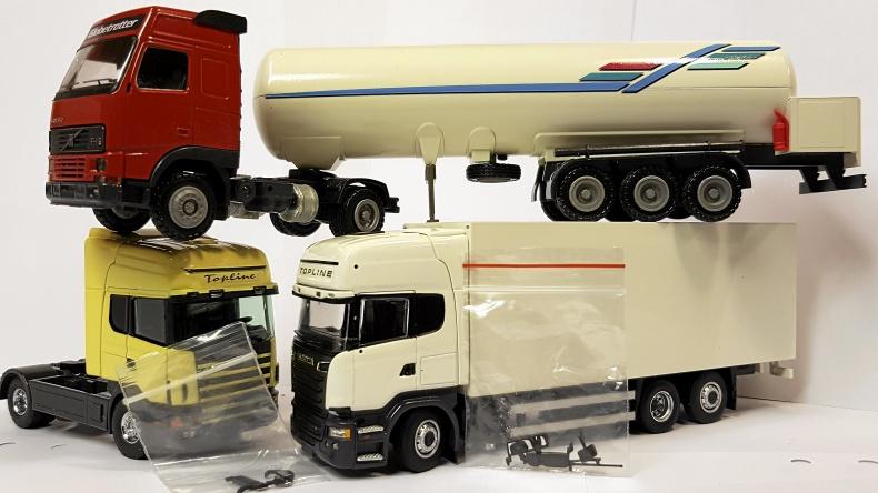 Tekno Scania