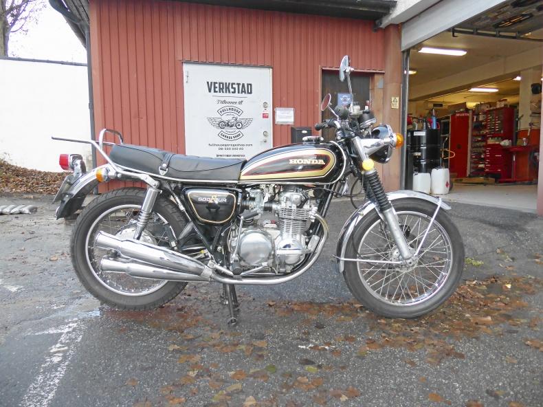 Honda CB 500 Four K1
